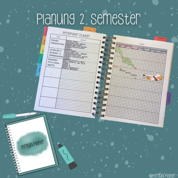planung 2. semester